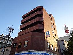 ドミール湊西[4階]の外観