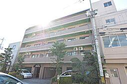 第3クラウンマンション[4階]の外観