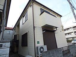 埼玉県川口市芝樋ノ爪2丁目の賃貸アパートの外観