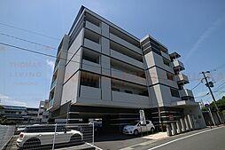 サンガイア和賀[4階]の外観