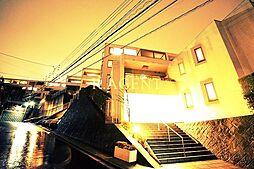 神奈川県横浜市中区池袋の賃貸マンションの外観