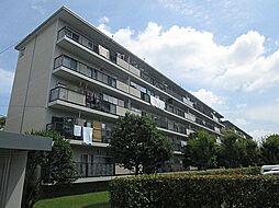 大阪府高槻市牧田町の賃貸マンションの外観