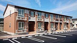 新潟県村上市塩町の賃貸アパートの外観