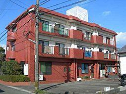 宮崎県宮崎市大字恒久6丁目の賃貸アパートの外観