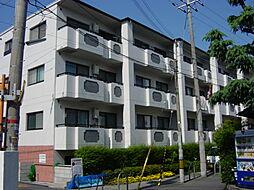 大阪府高槻市西五百住町の賃貸マンションの外観