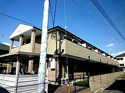 大阪府和泉市伯太町3丁目の賃貸アパートの外観
