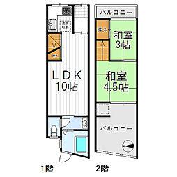 鶴ヶ丘駅 5.5万円