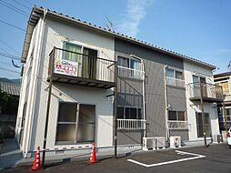 松井荘[201号室]の外観