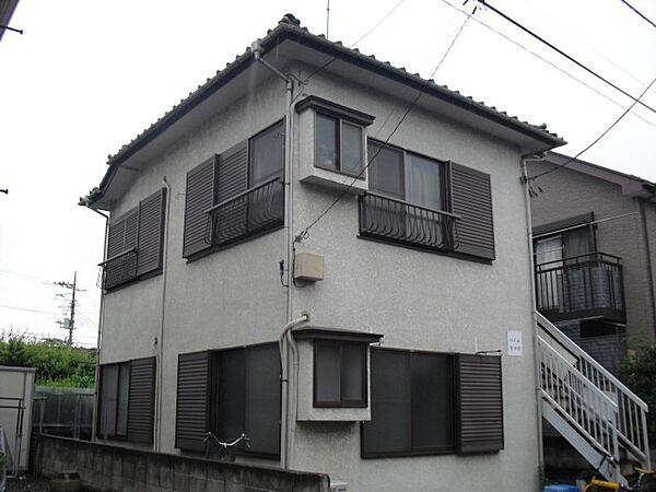 東京都八王子市中野上町5丁目の賃貸アパート