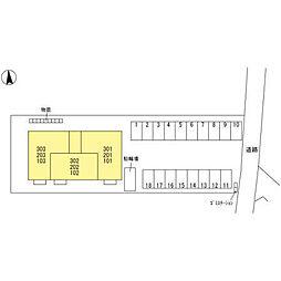(仮)D-room元町[303号室]の外観