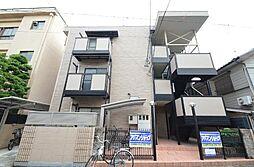 愛知県名古屋市中村区北浦町の賃貸アパートの外観