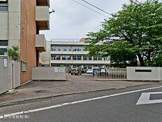 青梅市立霞台中学校 距離580m