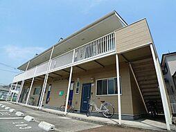 松風コーポ[2階]の外観