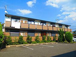 セジュールZIROZA B棟[1階]の外観