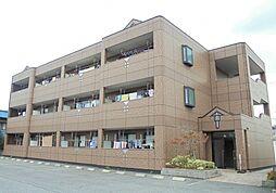 広島県福山市新涯町1の賃貸マンションの外観
