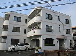 大倉山エステハイツ第3[206号室]の外観