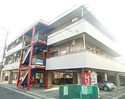 岡山県岡山市北区上中野2丁目の賃貸マンションの外観