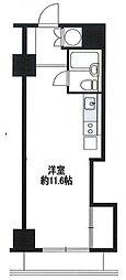 藤和横浜西口ハイタウン[3階]の間取り