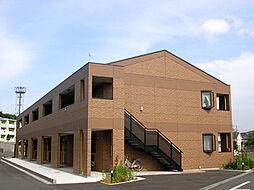 福岡県北九州市小倉南区朽網西5丁目の賃貸アパートの外観
