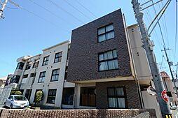 ドムール稲野[1階]の外観