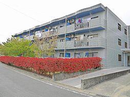 佐賀県佐賀市光1丁目の賃貸マンションの外観