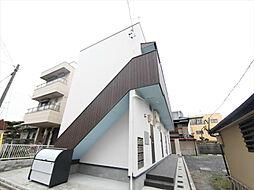 愛知県名古屋市中川区牛立町1丁目の賃貸アパートの外観