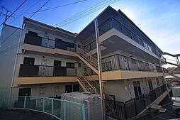大阪府柏原市国分本町7丁目の賃貸マンションの外観