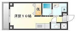 ピュアハイツ[3階]の間取り