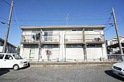 桜コーポB[203号室]の外観