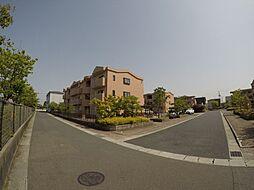 シェ・モア中央町V[123号室]の外観