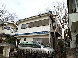 東京都小平市上水新町1丁目の賃貸アパートの外観