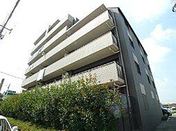 千葉県柏市船戸の賃貸マンションの外観