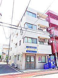 東京都小平市学園東町2丁目の賃貸マンションの外観