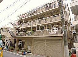 東京都中野区中央5丁目の賃貸マンションの外観