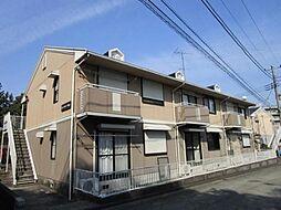 神奈川県横浜市戸塚区上柏尾町の賃貸アパートの外観