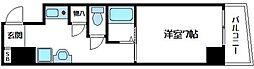内淡路町新築マンション[4階]の間取り