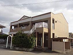 愛知県一宮市開明字杁西郭の賃貸アパートの外観