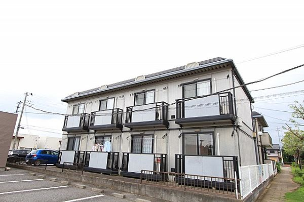 花畑ロイヤルパーク E 1階の賃貸【茨城県 / つくば市】