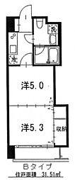 定禅寺HILL[12階]の間取り