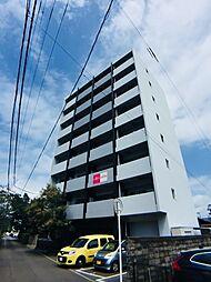 宮崎県宮崎市松橋1丁目の賃貸マンションの外観