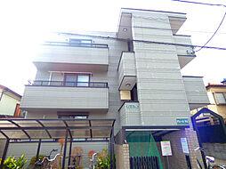 グレートラビ[3階]の外観