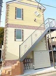 ユナイト 浜町クレオパトラの瞳[1階]の外観