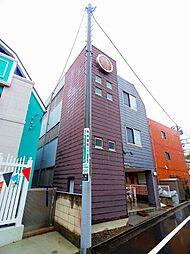 東京都国分寺市本町4丁目の賃貸アパートの外観