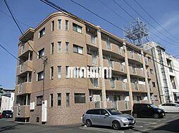 静岡県浜松市中区葵東3丁目の賃貸マンションの外観