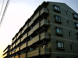 フランソレイユ[4階]の外観