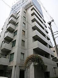大阪府大阪市福島区鷺洲4丁目の賃貸マンションの外観