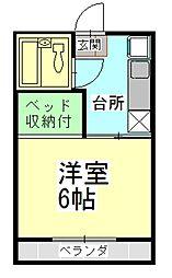 【敷金礼金0円!】だるまアパ−ト