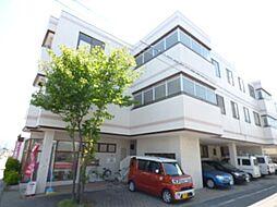 長野県長野市三輪4丁目の賃貸マンションの外観