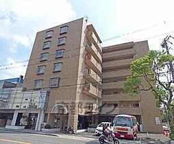 京都府京都市上京区裏門通中立売上る多門町の賃貸マンションの外観