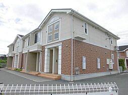 和歌山県有田郡有田川町大字土生の賃貸アパートの外観